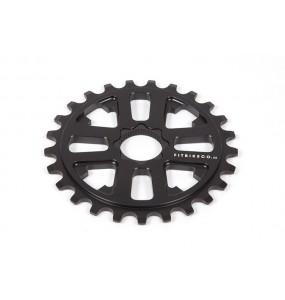 Zębatka FIT Key Spline Drive 24mm czarna