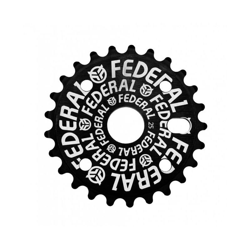 Zębatka Federal Logo Solid
