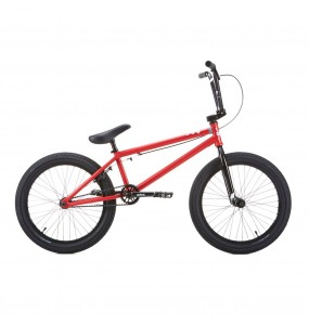 "Rower BMX United Supreme 20,5"" Deep Flat red"