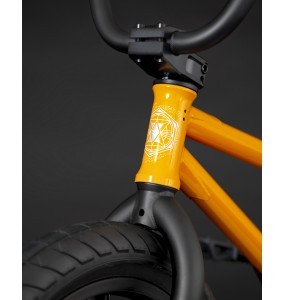 Rower BMX Flybikes Supernova'21 gloss orange 18""