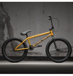 Rower BMX Kink CURB Matte Orange Flake