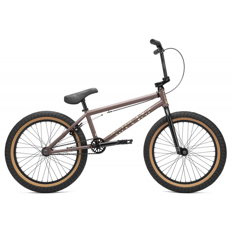 Rower BMX Kink Launch Matte Truffle Brown