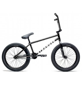 Rower BMX Stranger Crux Matte Black