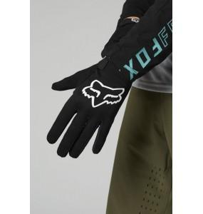 Rękawiczki Fox Junior Ranger Black
