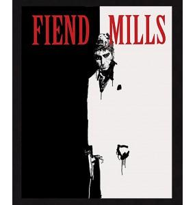 Rama Fiend Mills czarna