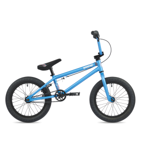 "Rower BMX Mankind Planet 16"" semi matte blue"