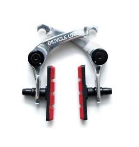 Hamulec Bicycle Union Claw srebrny